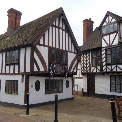 Oken's House, Warwick