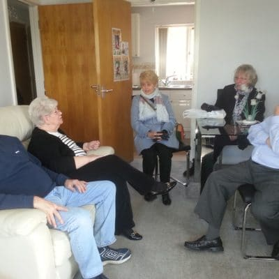Residents with trustees